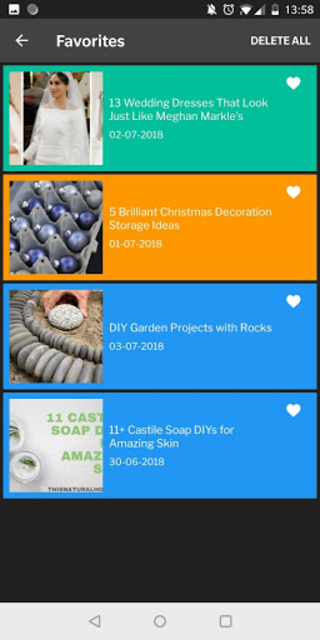 Do It Yourself - DIY Ideas screenshot 2