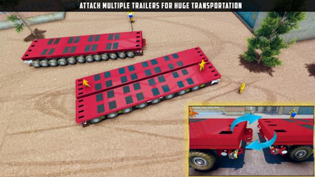 Oversized Load Cargo Truck Simulator 2019 screenshot 8