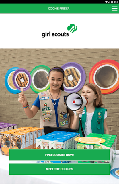 Girl Scout Cookie Finder screenshot 6