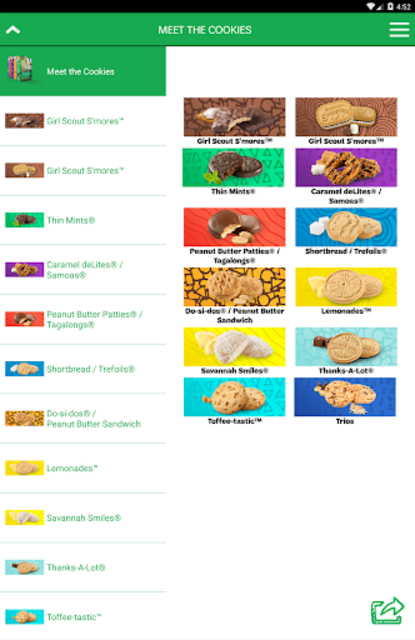 Girl Scout Cookie Finder screenshot 9
