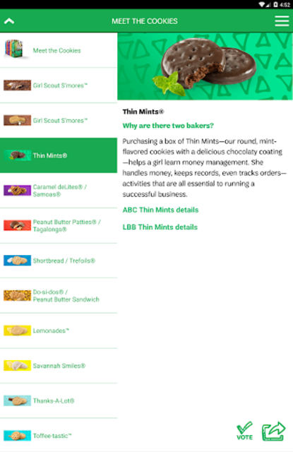 Girl Scout Cookie Finder screenshot 10