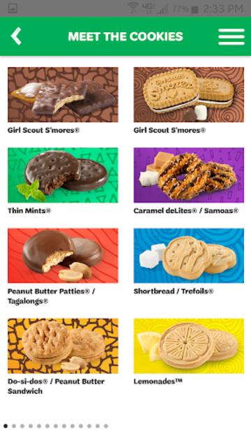 Girl Scout Cookie Finder screenshot 4