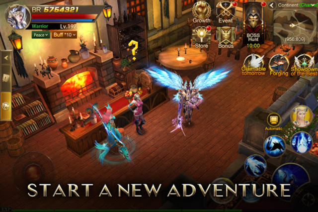 Era of Celestials screenshot 1