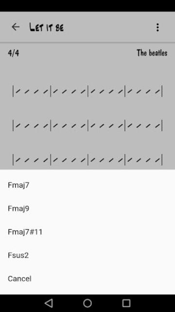 Easy Chart - Music Chart Maker screenshot 2