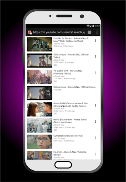 Adexe y Nau Musica screenshot 4