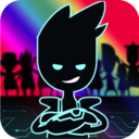 Icon for Dude Dancer: Rhythm Game with Dubstep & NewWave
