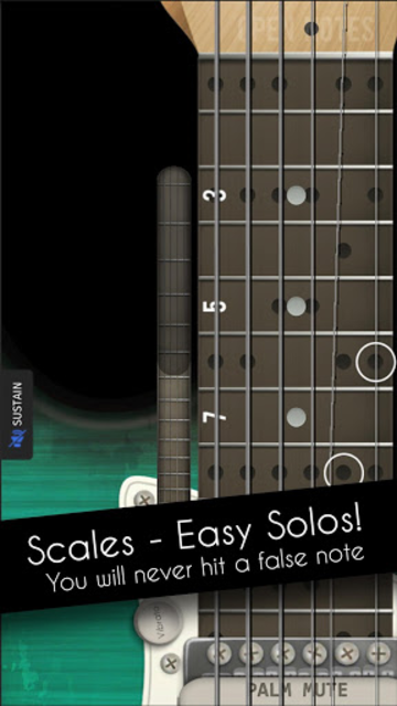 Rock Guitar Solo (Real Guitar) screenshot 4