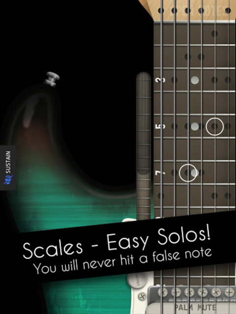 Rock Guitar Solo (Real Guitar) screenshot 10