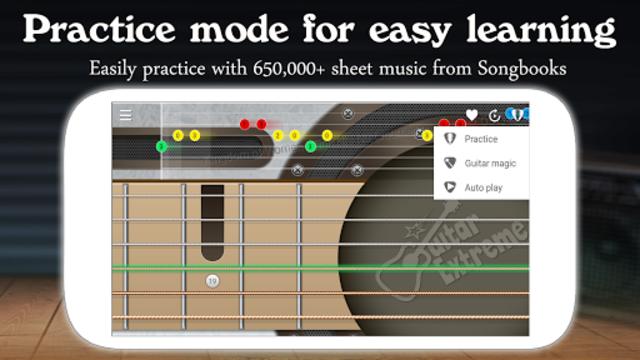 Guitar Extreme: Tabs & Chords screenshot 1