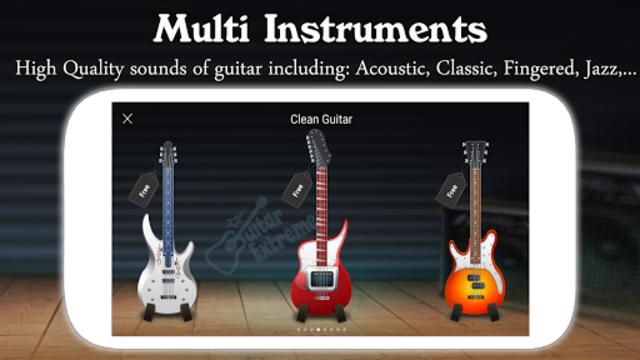 Guitar Extreme: Tabs & Chords screenshot 3