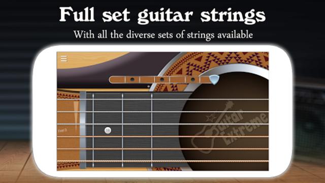 Guitar Extreme: Tabs & Chords screenshot 7