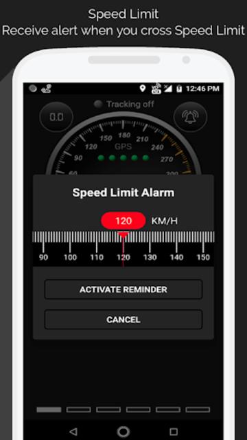 GPS Speedometer screenshot 3