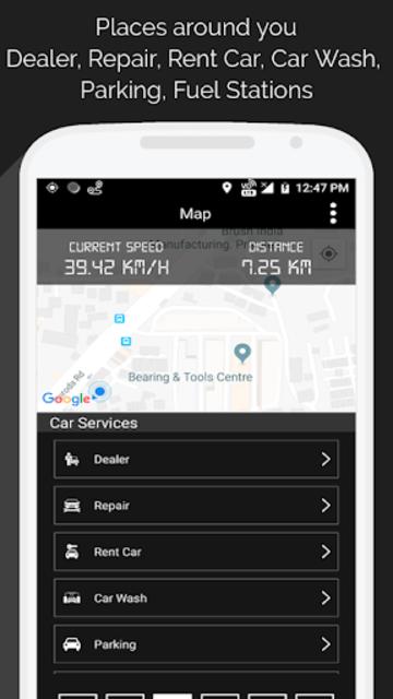 GPS Speedometer screenshot 7