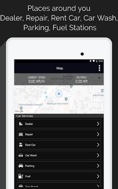 GPS Speedometer screenshot 16