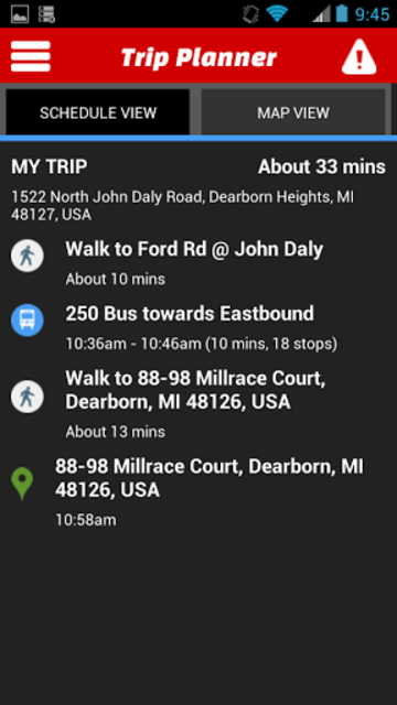 Ride Smart Bus screenshot 4