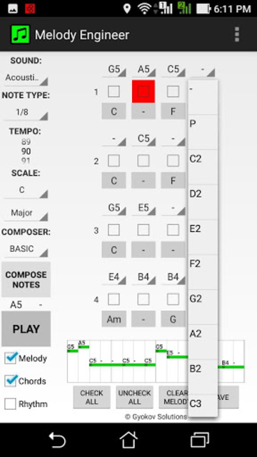Melody Engineer screenshot 4