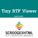Icon for Tiny RTF Viewer