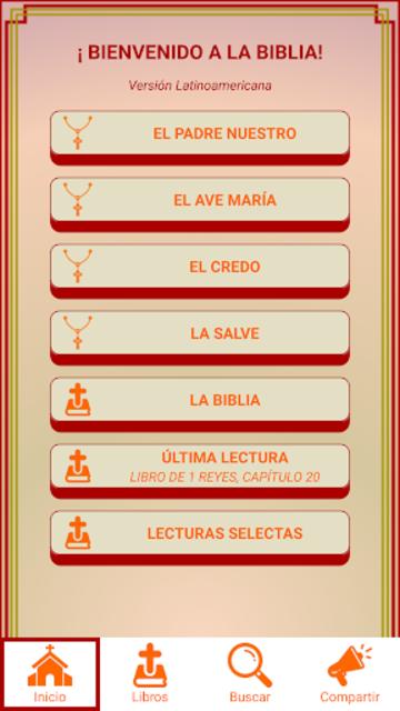 The Sacred Bible - Pastoral Edition screenshot 2