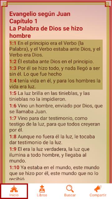 The Sacred Bible - Pastoral Edition screenshot 6