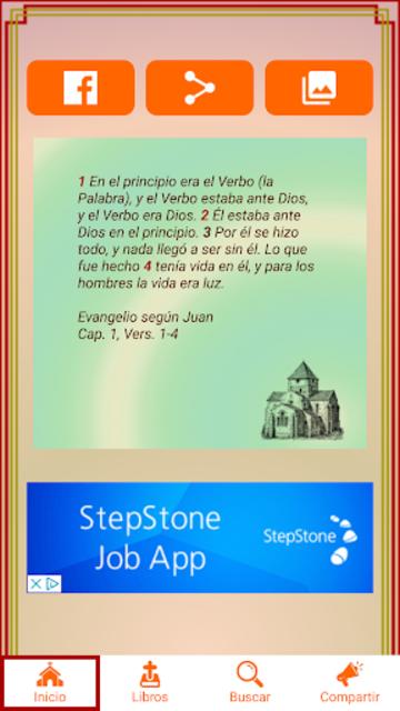 The Sacred Bible - Pastoral Edition screenshot 7