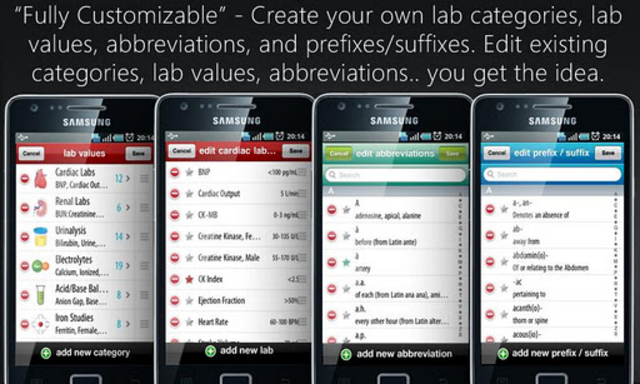 Lab Values + Medical Reference screenshot 5