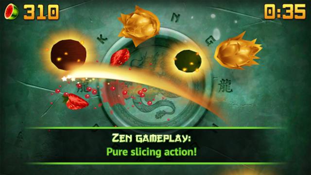 Fruit Ninja Classic screenshot 3