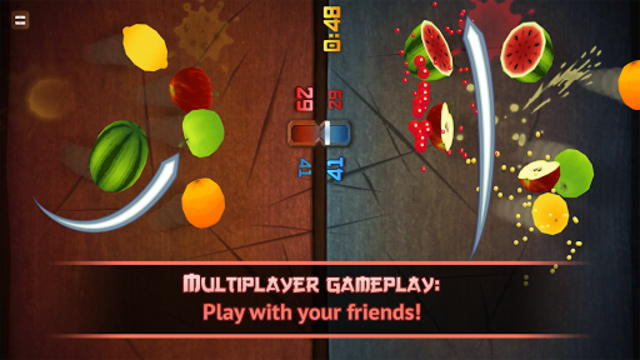 Fruit Ninja Classic screenshot 12