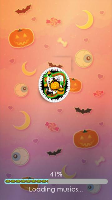 Halloween Piano Tap screenshot 1