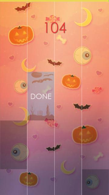 Halloween Piano Tap screenshot 13
