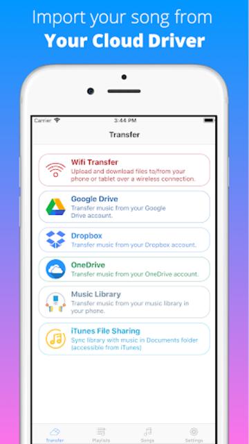 Music Downloader: Free Download Offline from Cloud screenshot 1