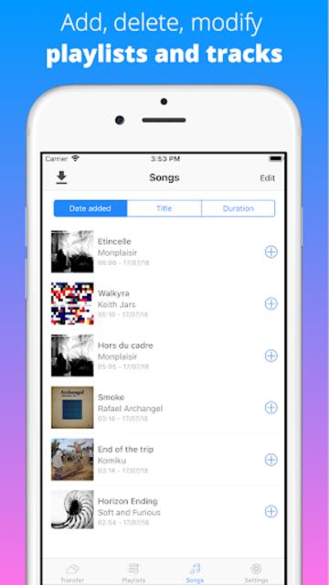 Music Downloader: Free Download Offline from Cloud screenshot 3