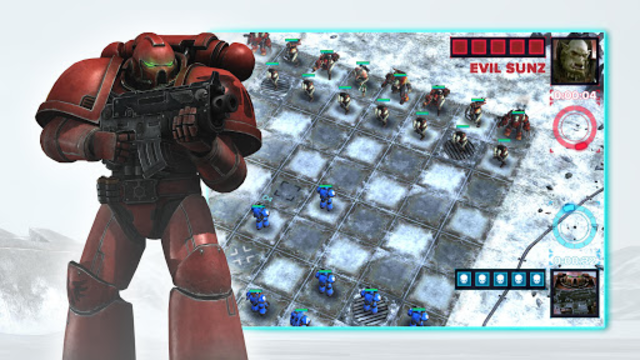 Warhammer 40,000: Regicide screenshot 1
