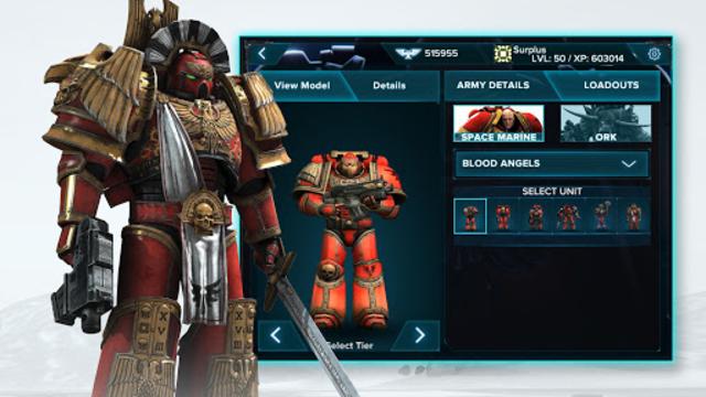 Warhammer 40,000: Regicide screenshot 2