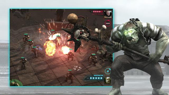 Warhammer 40,000: Regicide screenshot 4