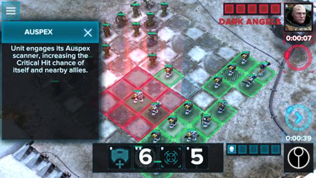 Warhammer 40,000: Regicide screenshot 8