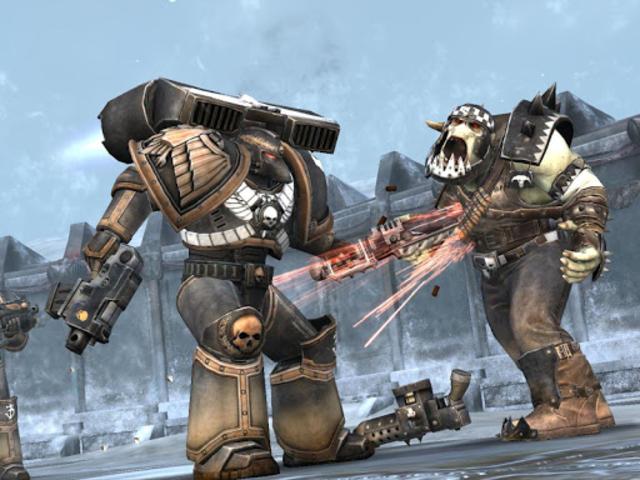 Warhammer 40,000: Regicide screenshot 13