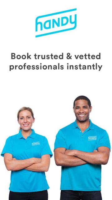 Handy - Book home services screenshot 6