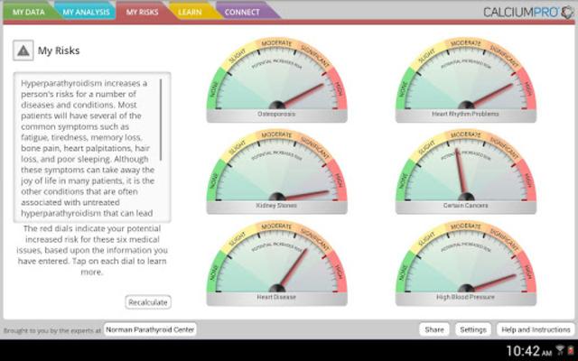 Calcium Pro screenshot 5