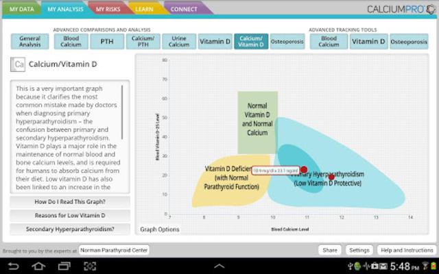 Calcium Pro screenshot 7