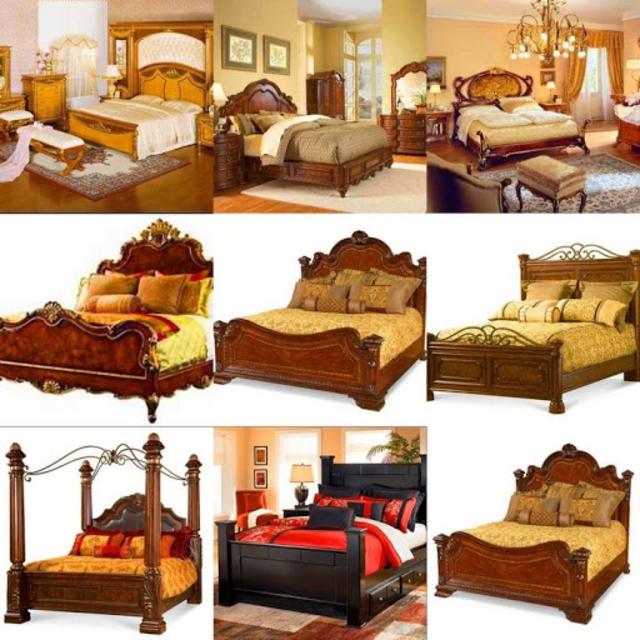 Wooden Bed screenshot 1