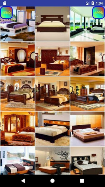 Wooden Bed screenshot 5