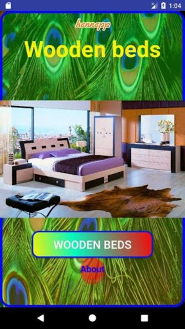 Wooden Bed screenshot 10