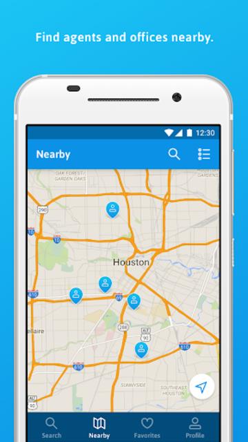Texas Real Estate Directory screenshot 2