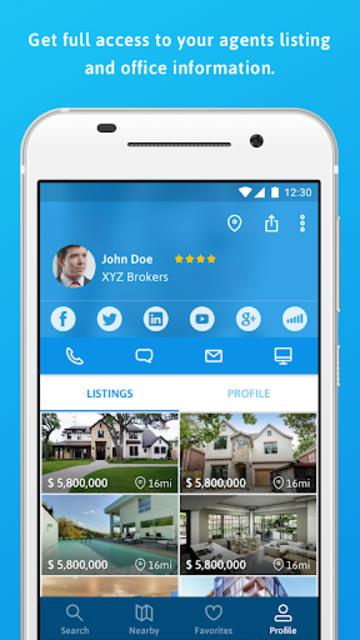Texas Real Estate Directory screenshot 4