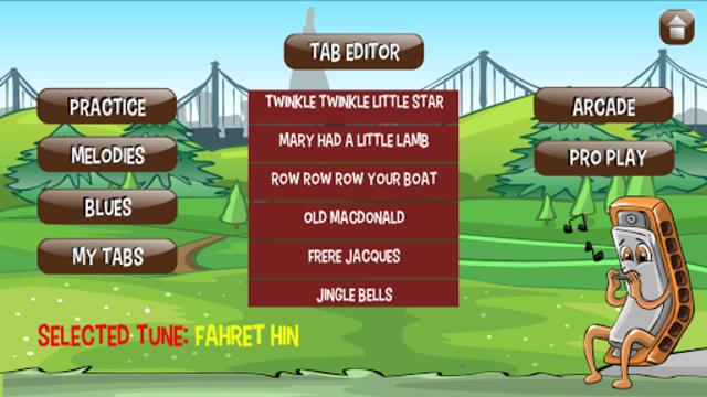 Harp Hero ( harmonica ) screenshot 5