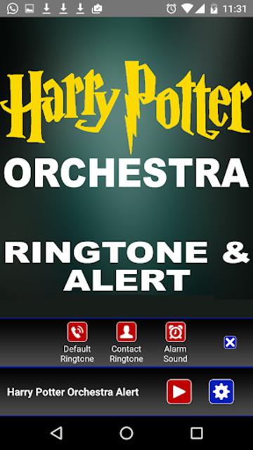 Harry Potter OrchestraRingtone screenshot 3
