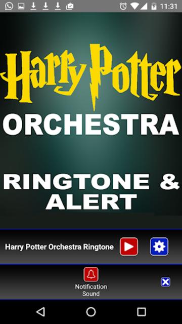 Harry Potter OrchestraRingtone screenshot 4