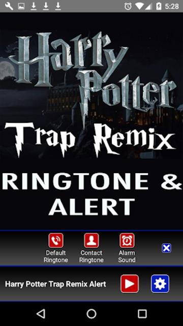 Harry Potter Trap Remix Tone screenshot 3