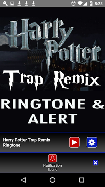 Harry Potter Trap Remix Tone screenshot 4