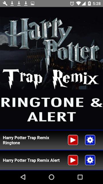 Harry Potter Trap Remix Tone screenshot 2